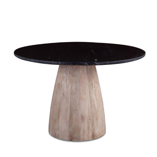 Home Trends Design Eco Friendly, 48 Round Marble Table Top