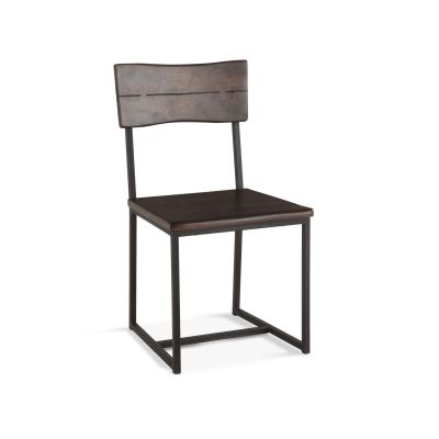 Aspen Dining Chair Dark Walnut