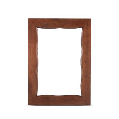 "Aspen Mirror 43"" Walnut"