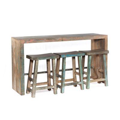 "Ibiza Console Gathering Table 66"""