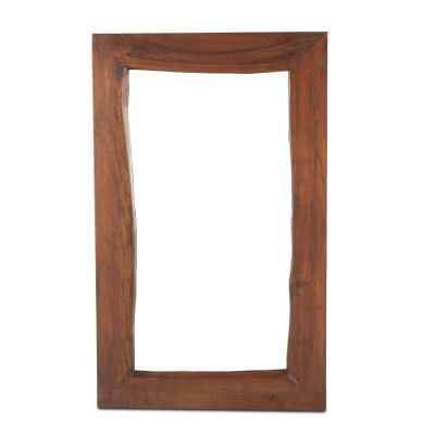 "London Loft Mirror 58"" Walnut"
