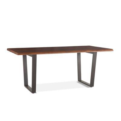 """Loft Dining Table 72"""" Walnut"""