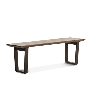 "Mozambique Bench 56"" Walnut"