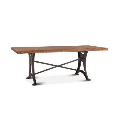 Organic Forge Rectangle Dining Table