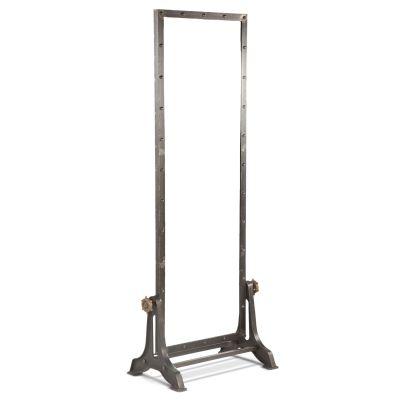 "Pittsburg Iron Mirror 30"""