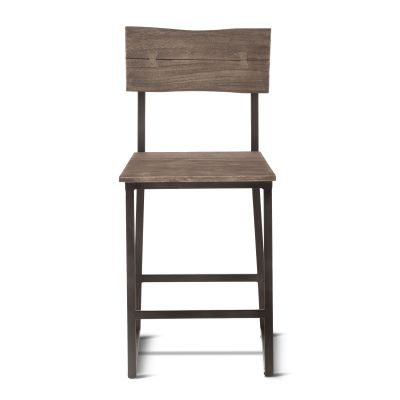 Steamboat Counter Chair Weathered Gray