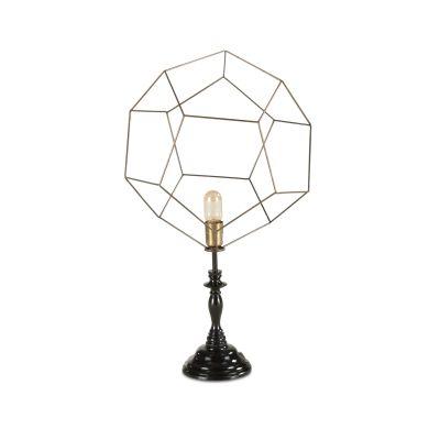 Tesla Geometric Table Lamp