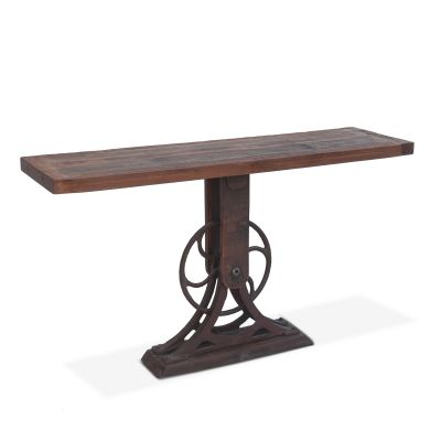 "Whitley 56"" Reclaimed Wood Console Table"