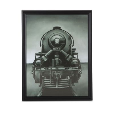 Peinture Train Art Photo
