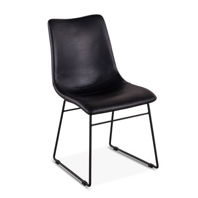 Ben Black Dining Chair
