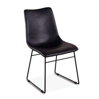 Ben Black Dining Chair