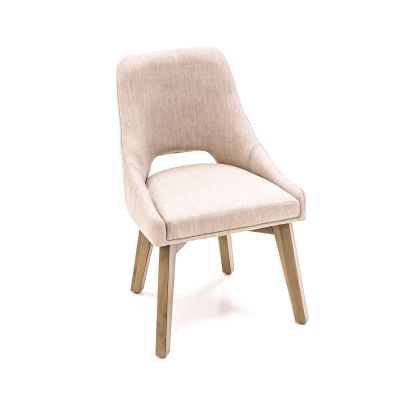 Camden Upholstered Dining Chair Sand