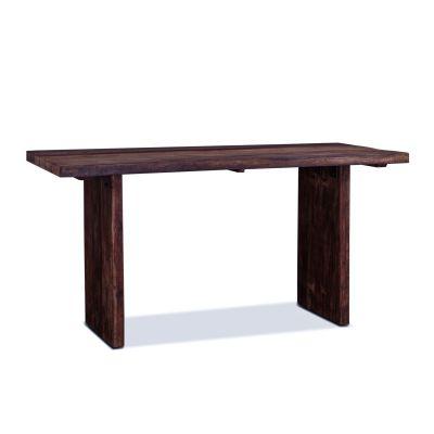 "Barnwood 72"" Gathering Table Java Brown"