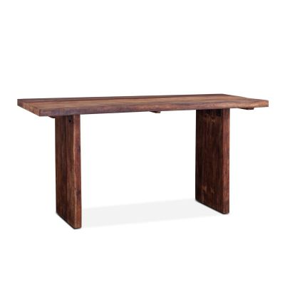 "Barnwood 72"" Gathering Table Natural"
