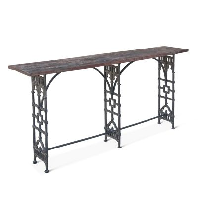 "French Market 62"" Console"