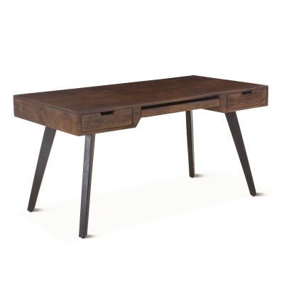 Industrial Modern Office Desk 60""