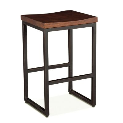 Paso Robles Counter Stool Tawny Brown