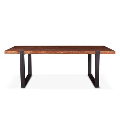 "Bosque 84"" Dining Table Aged Teak"