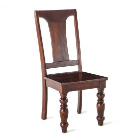 Colonial Plantation Dining Chair Colonial Light