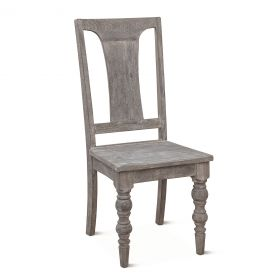 Corfu Dining Chair Drift Ash