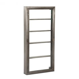 Pittsburg Iron Wall Cabinet