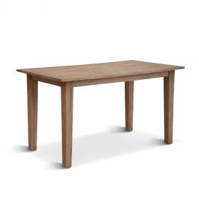 Solana Beach Gathering Table Whitewash