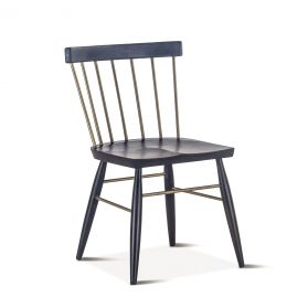Tunisia Dining Chair Ebony