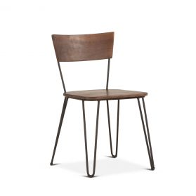 Vail Dining Chair Walnut