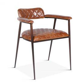 Celeste Arm Chair Leather
