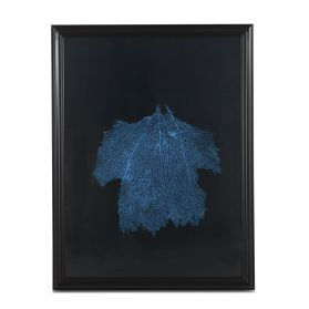 Peinture Light Blue Coral Art Photo