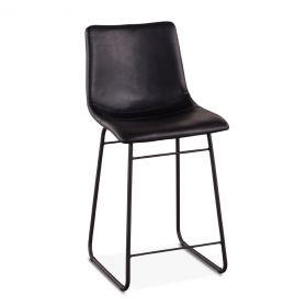 Ben Black Counter Chair