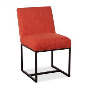 Renegade Aperol Spritz Linen Dining Chair
