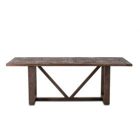 "Charleston 84"" Dining Table Old Barn"