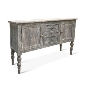 "Corfu Buffet 58"" Drift Ash"