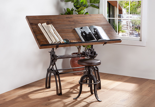 Industrial Furniture in Austin: What's Your Style?